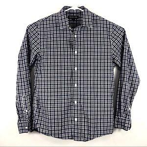 Michael Kors Button Up Long Sleeve Dress Shirt